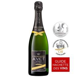 Champagne A. VIOT & Fils - Champagne Brut Prestige 100% chardonnay