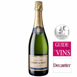 Champagne Albert de MILLY - Champagne Brut Réserve