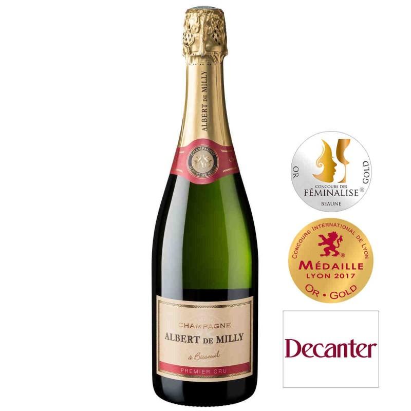 Champagne Albert de MILLY - Champagne Premier Cru