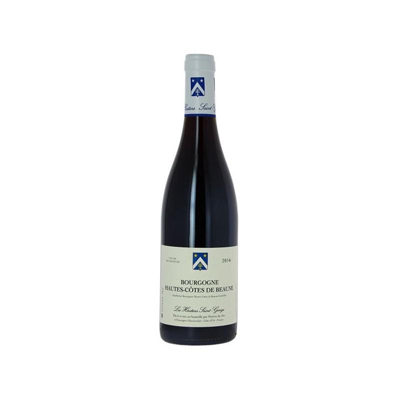 Vente en ligne vin rouge Bourgogne Hautes Côtes de Beaune Héritiers Saint-Genys millésime 2015