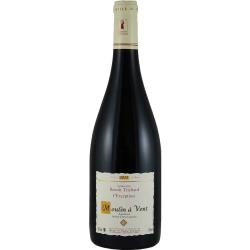 Vente en ligne vin rouge Moulin à vent Benoit TRICHARD l'exception 2012