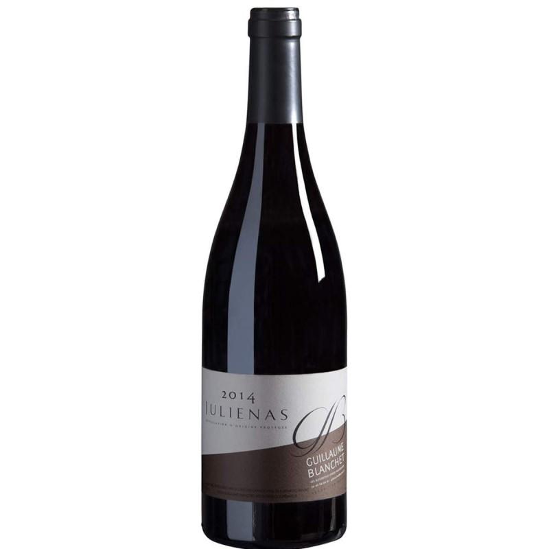 Vente en ligne vin rouge Juliénas Domaine Guillaume BLANCHET 2015