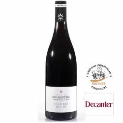 Vin rouge Fleurie Grand Pré Domaine Lathuilière-Gravallon 2016