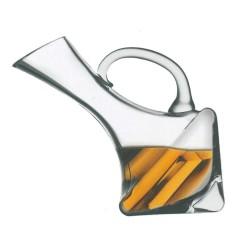 Carafe à décanter avec anse design années 20 - 1.1 L