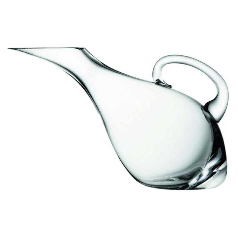 Achat de carafe à décanter en verre à anse type canard 1.7 litres