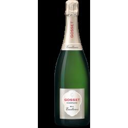 GOSSET champagne Excellence Brut