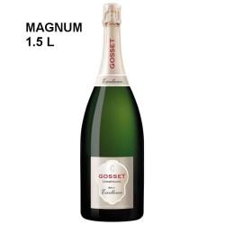 Magnum champagne Gosset Excellence brut