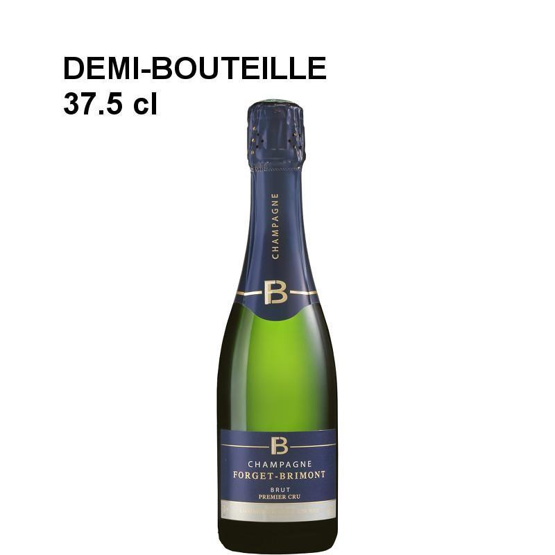 Demi-bouteille Champagne Forget-Brimont Brut 1er Cru
