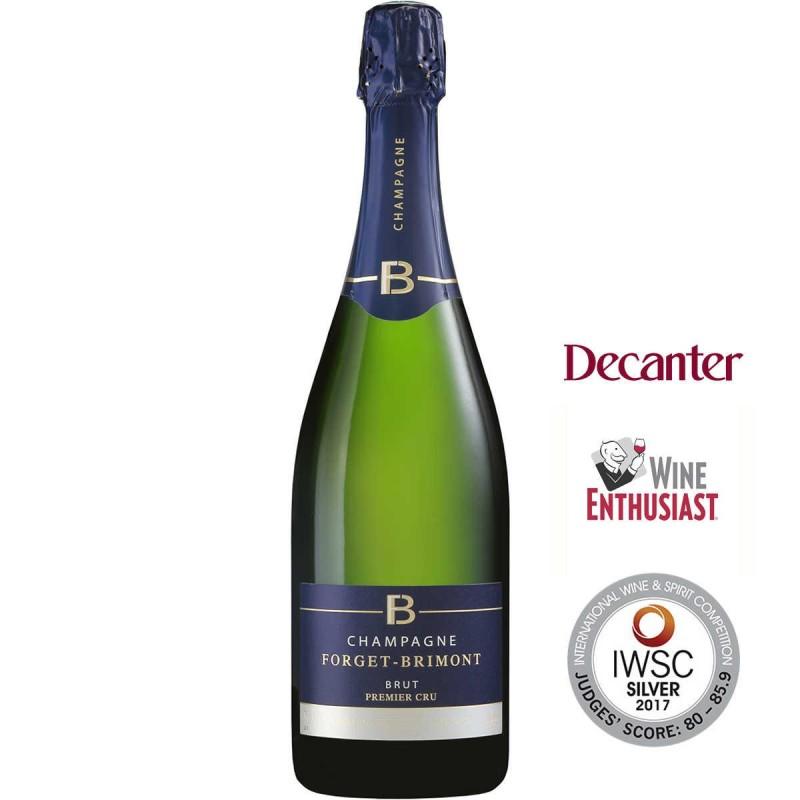 Bouteille champagne Forget-Brimont Brut Premier Cru