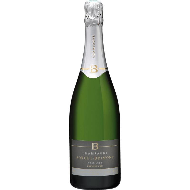 Champagne Forget-Brimont Demi-Sec Premier Cru