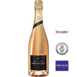Champagne Gremillet rosé brut