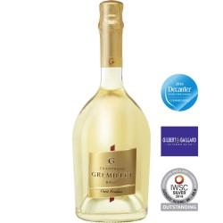 bouteille champagne Gremillet Cuvée évidence
