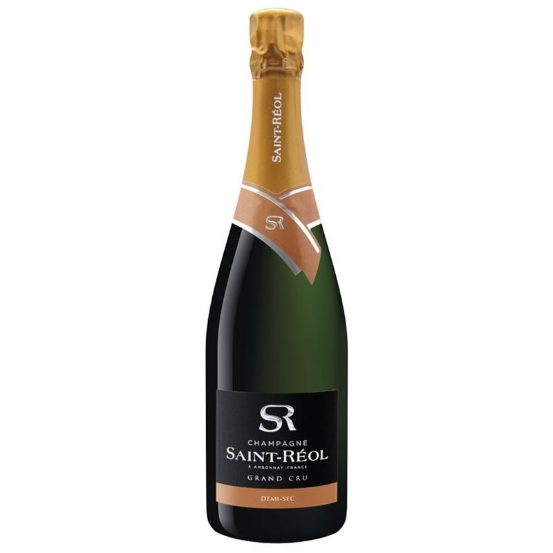 Champagne Saint Réol Grand Cru demi sec