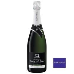 Champagne Saint-Réol blanc de blancs Grand Cru
