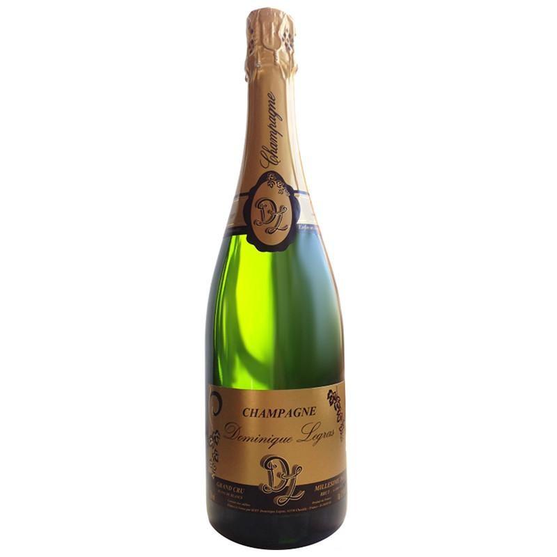 Champagne Dominique LEGRAS Grand Cru millésime 2012