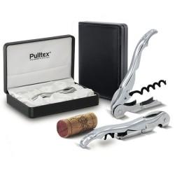 Coffret cadeau tire-bouchon Pulltap's 6 cristaux Swarovski Pulltex
