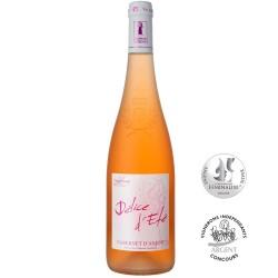 Vin rosé LEBLANC Les CLOSSERONS Délice d'été CABERNET D'ANJOU 2018