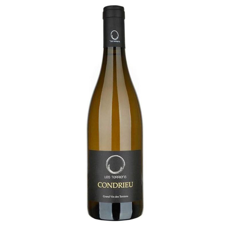 Bouteille vin blanc CONDRIEU Les Terriens 2018